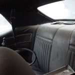 Back seat looks pretty decent