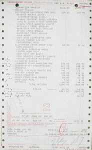 Eminger Invoice