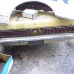 Missing gas flap