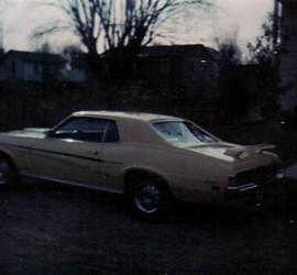 As Unicorn appeared the day my dad bought the car home, December 31st 1969
